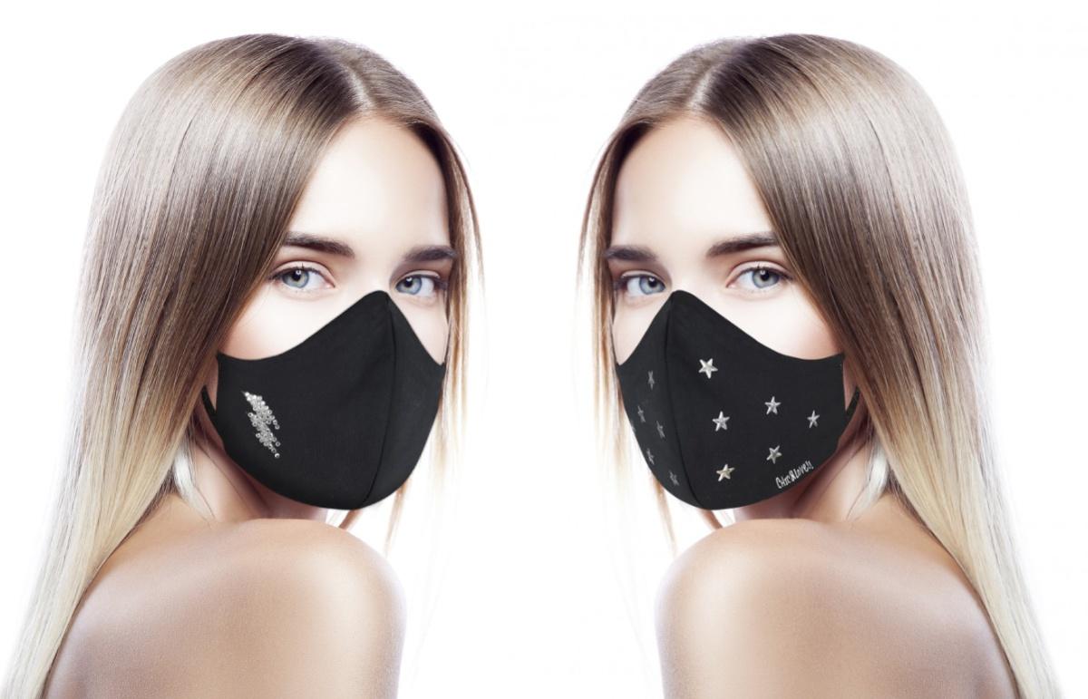 Elegantes y con diseños de cristal: las mascarillas perfectas para lucir en ocasiones especiales