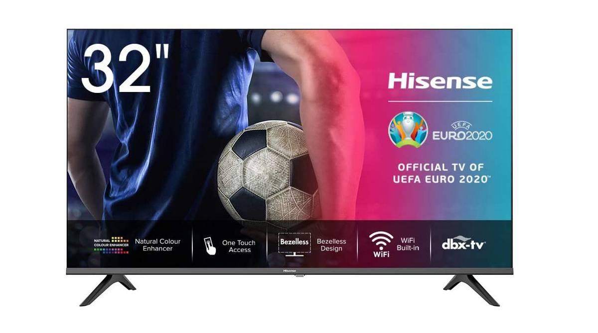 Smart TV Hisense de 32 pulgadas por 189€