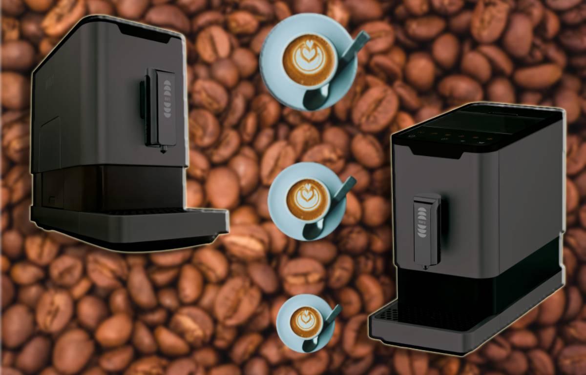 Ahorra y olvida las cápsulas con esta cafetera súper automática y su suscripción de café