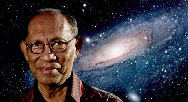 La pandemia llegó del espacio, la peregrina idea de un astrónomo