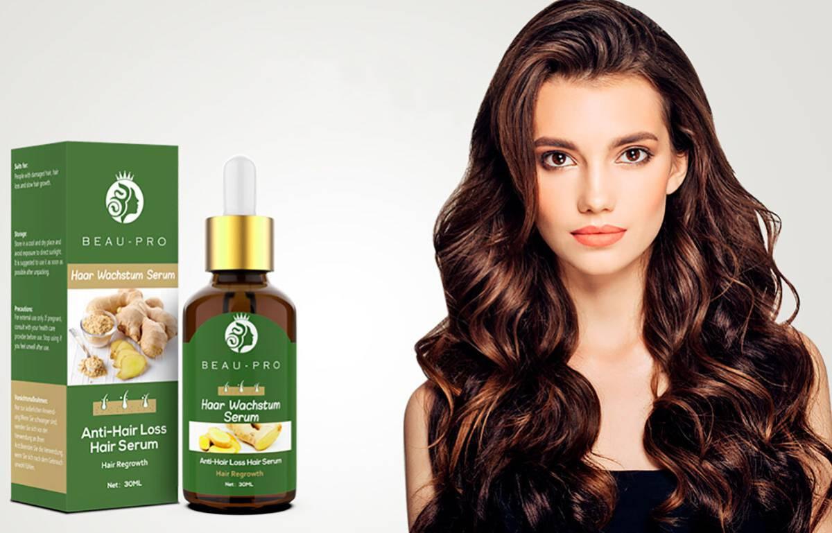 Este sérum de ingredientes naturales frena la caída del pelo en un mes y es el más vendido en Amazon