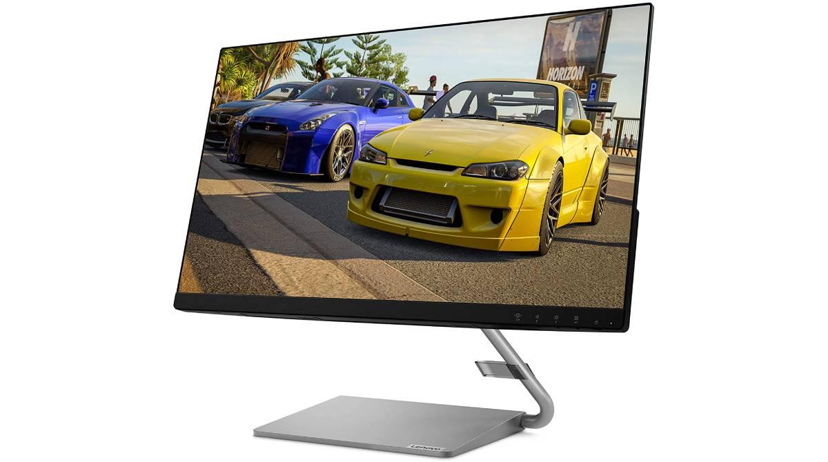 Monitor Lenovo Full HD de 23,8 pulgadas por 139€