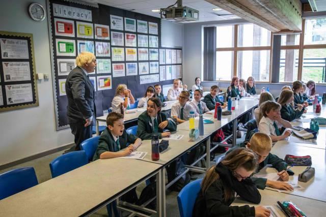 Un estudio de 1,6 millones de escolares ingleses detectó apenas 70 casos de coronavirus al reabrir los colegios