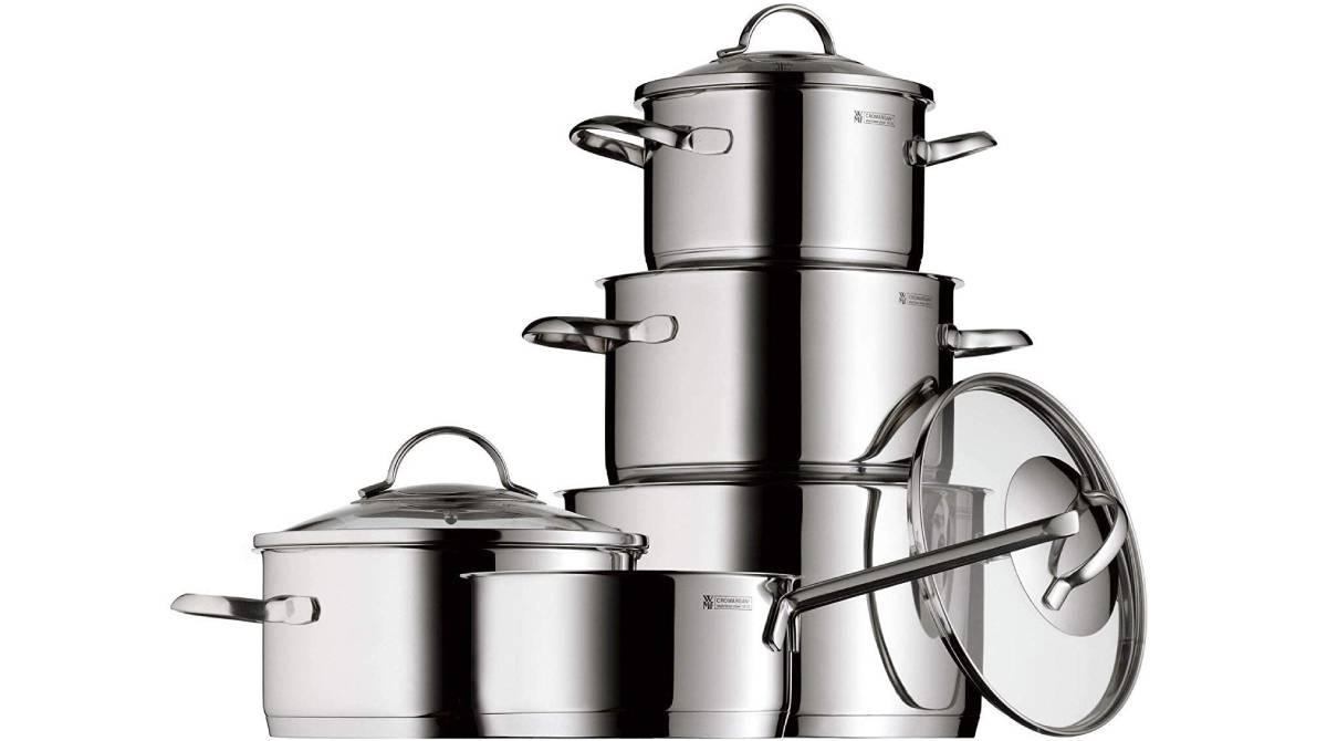 Batería de cocina completa WMF por 113,85€