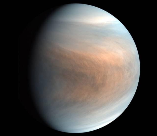 Hallados posibles indicios de vida en Venus