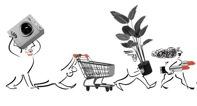 Comprar sin ir de compras