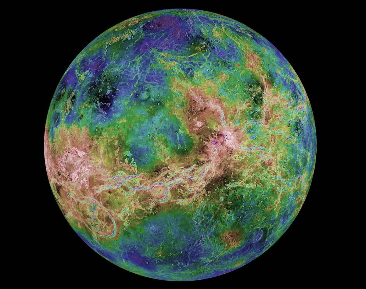 Cómo encontrar vida en Venus