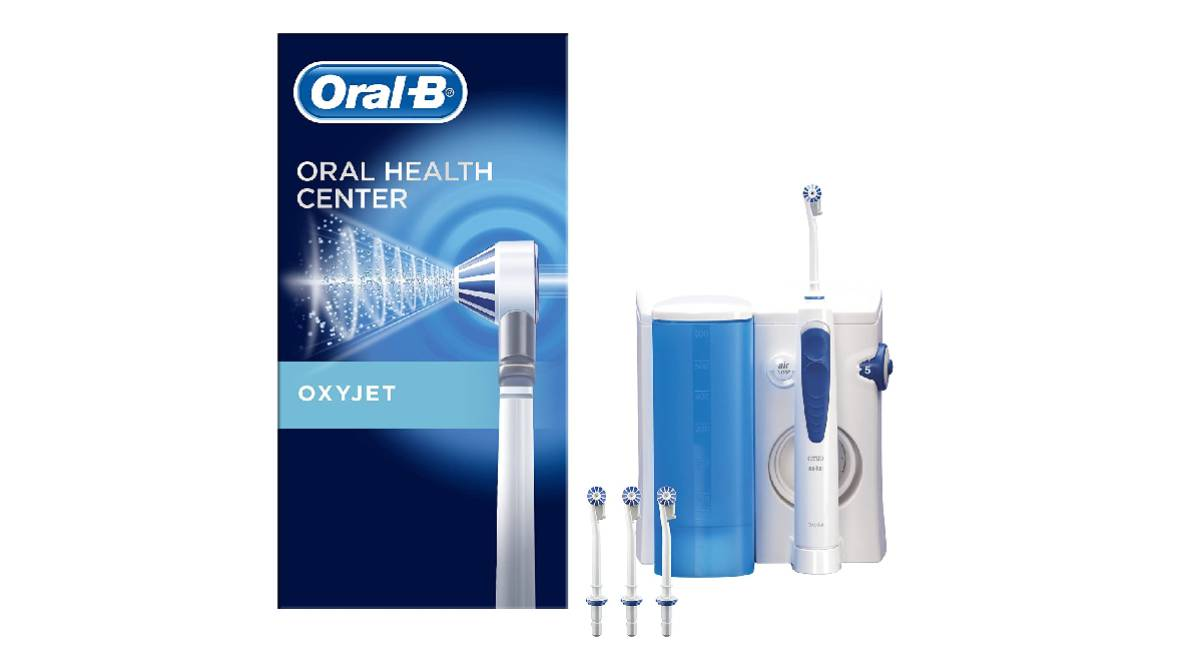 Irrigador bucal Oral-B por 39,99 €