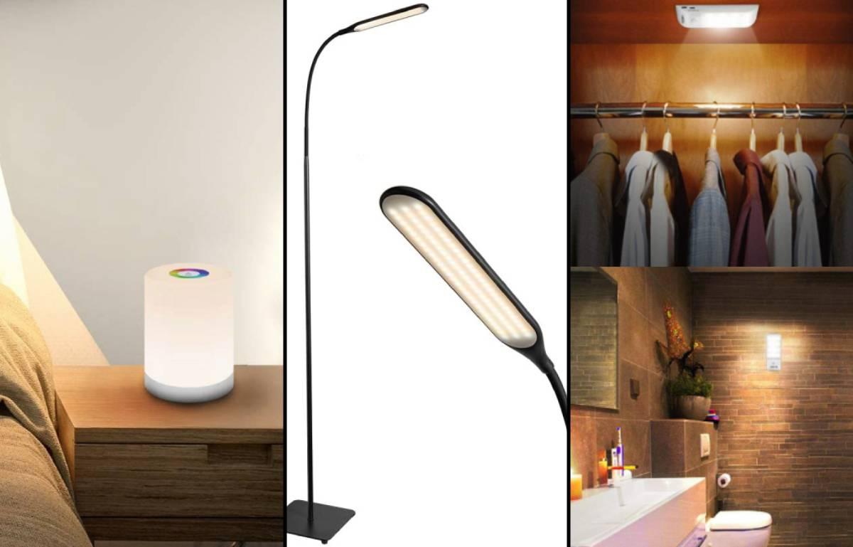 Las mejores lámparas led para cada habitación