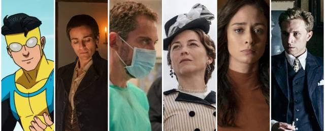 Seis series destacadas de la semana