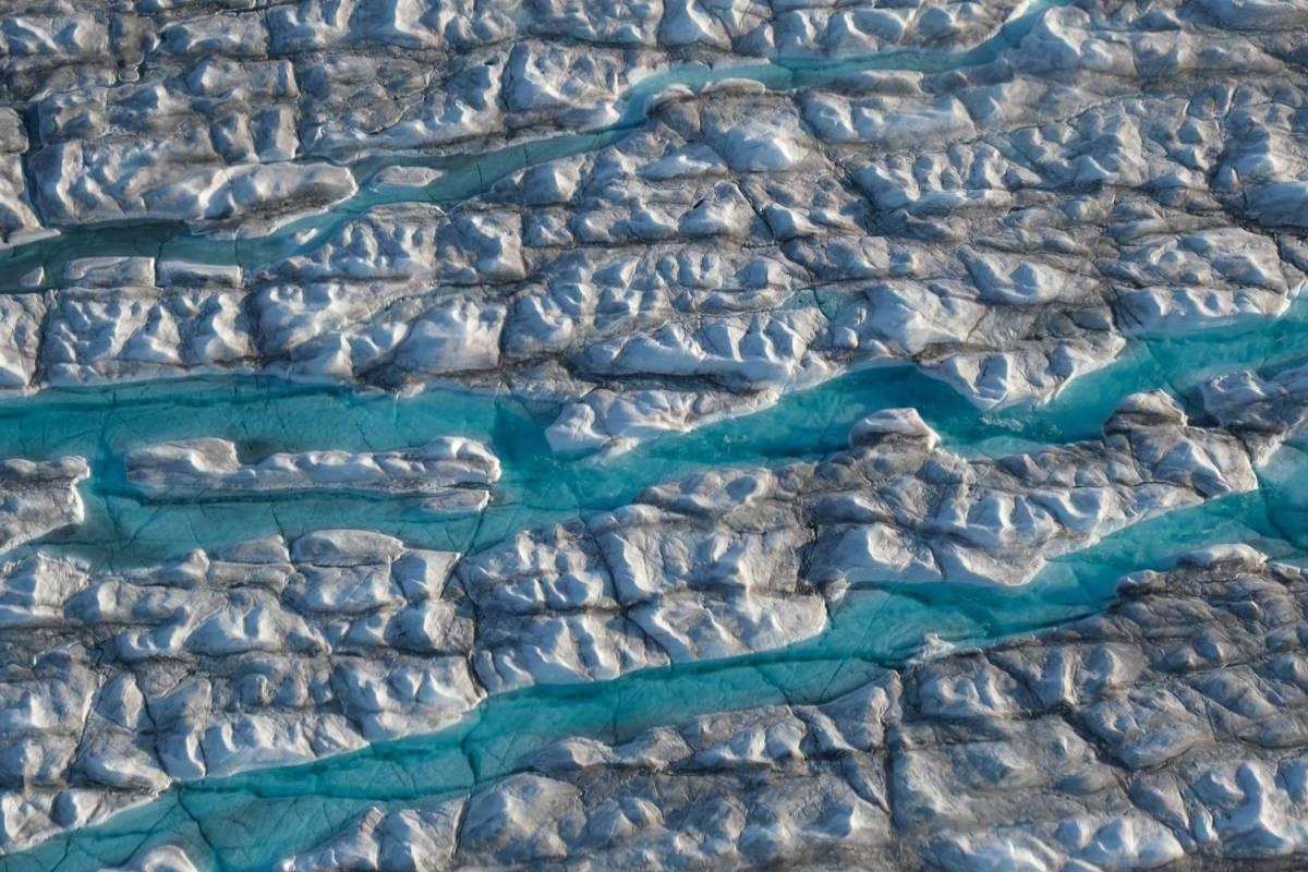 Groenlandia se derrite a un ritmo no registrado en milenios