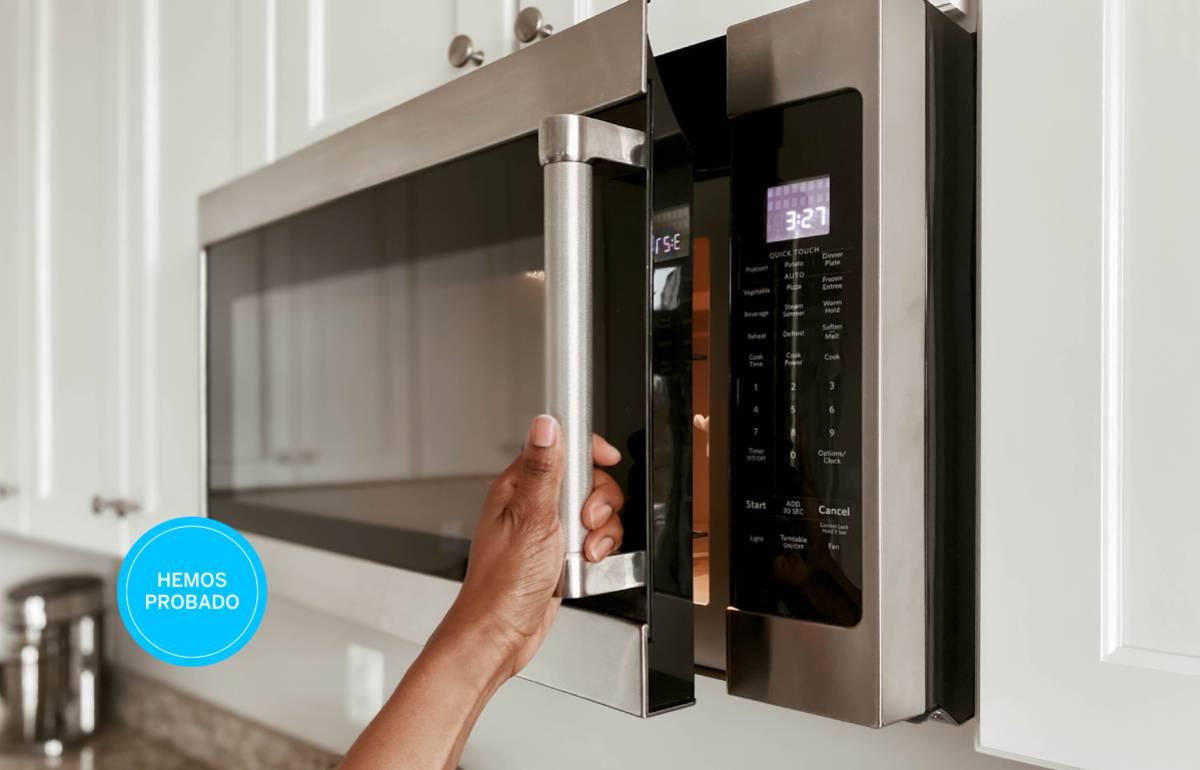 Los mejores microondas con 'grill' a precios económicos