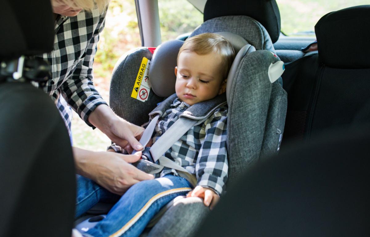 Ocho sillas infantiles para el coche que se pueden comprar 'online'