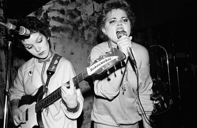 Las mujeres que llenaron la música de ruido