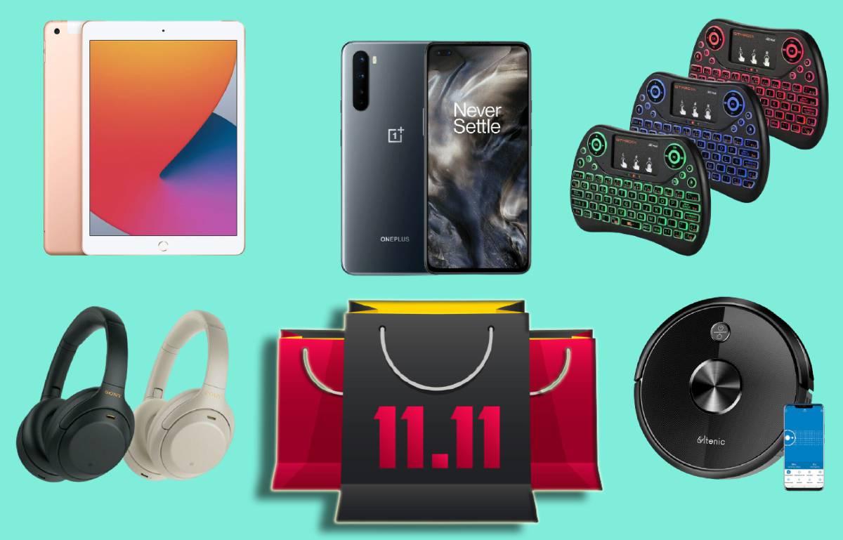 Adelántate al 'Día del Soltero' con rebajas y envíos gratis en productos Xiaomi, Apple o Sony