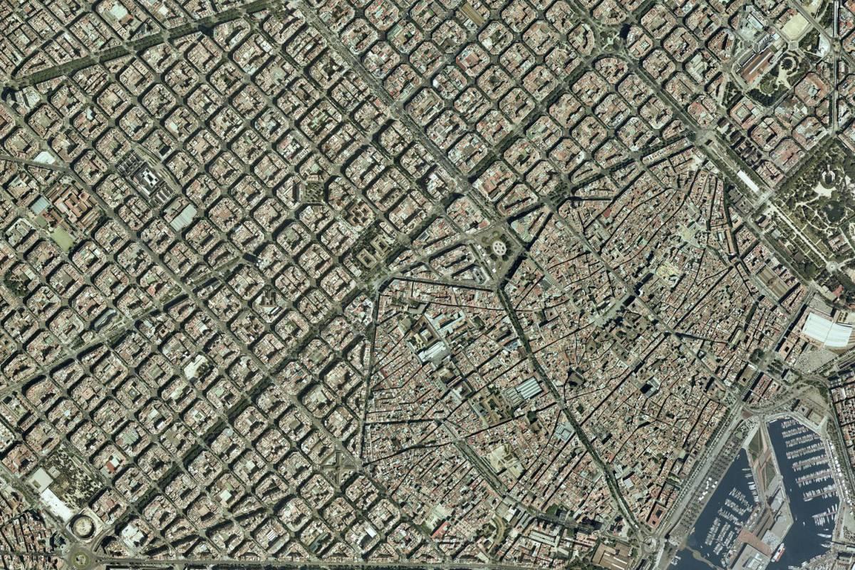 Barcelona no tiene su gran novela