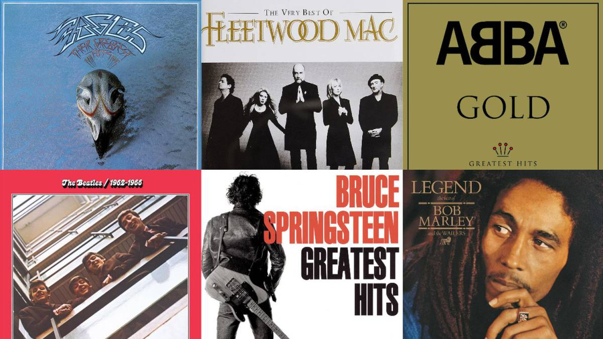 Muerte y resurrección de los discos de grandes éxitos