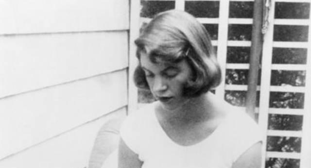 Sylvia Plath, en sus propias palabras