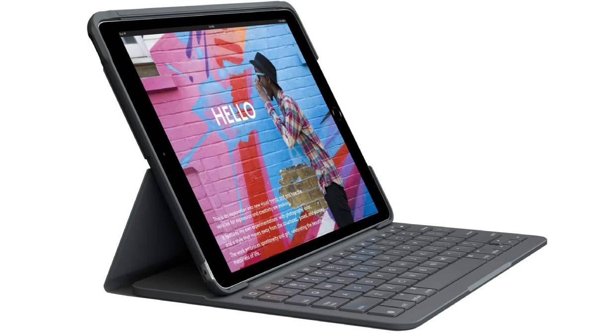 Funda con teclado para iPad por 70,69 €