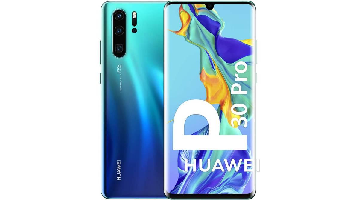 Huawei 30 Pro con 8 GB de RAM por 650,02 €
