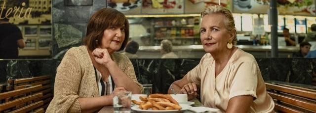 """Elena Irureta y Ane Gabarain: """"Si llegamos a saber la repercusión de 'Patria', habríamos ido aterradas a trabajar"""""""