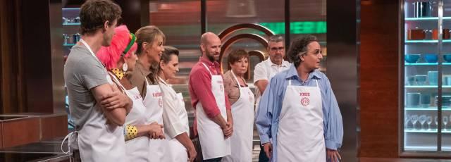 El humor de Florentino Fernández en 'MasterChef Celebrity': homofobia para cenar en TVE