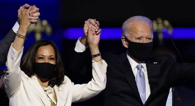 Biden frente a la covid