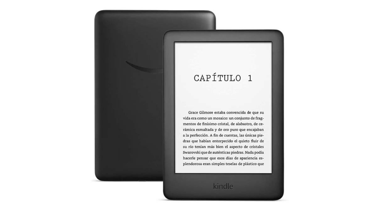 Kindle luz integrada - 64,99 €