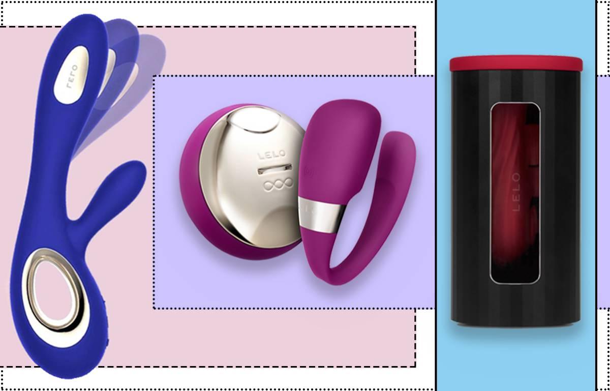 Juguetes eróticos en oferta: uno para ella, uno para él y uno para usar en pareja