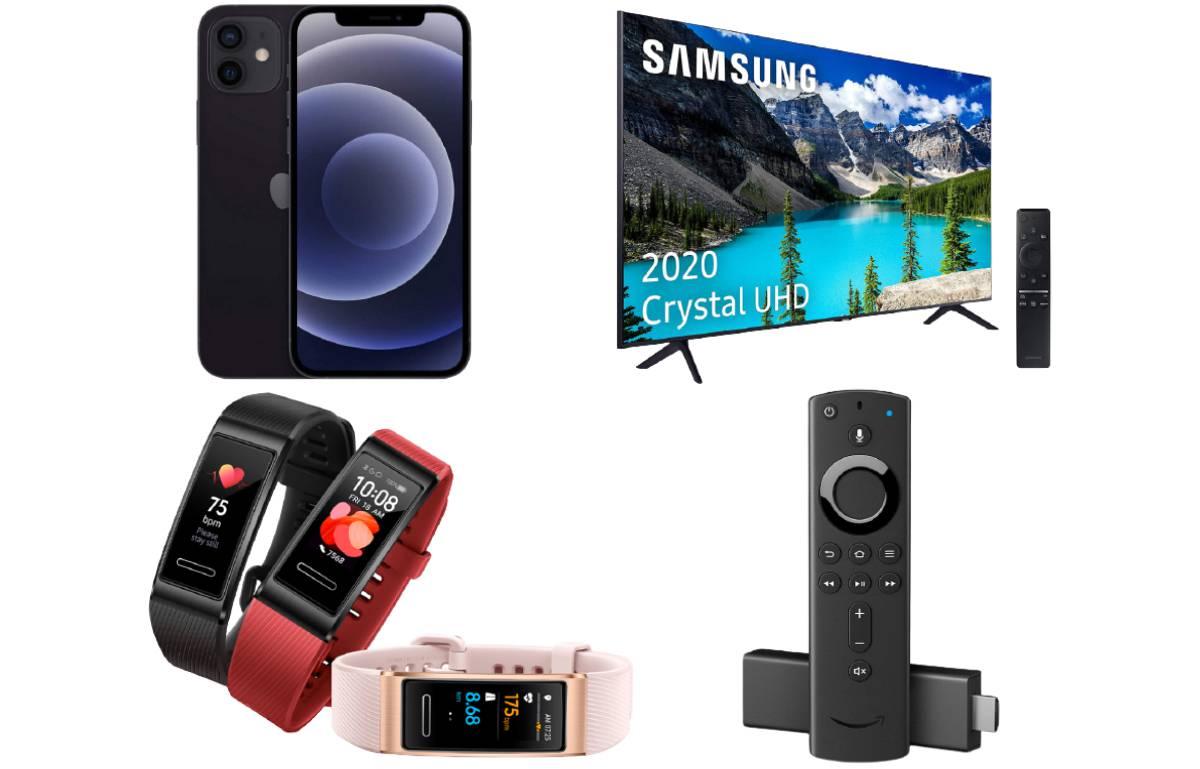Las mejores ofertas en tecnología de Black Friday 2020: Surface Pro 7, Fire Stick 4K y otros 'gadgets'