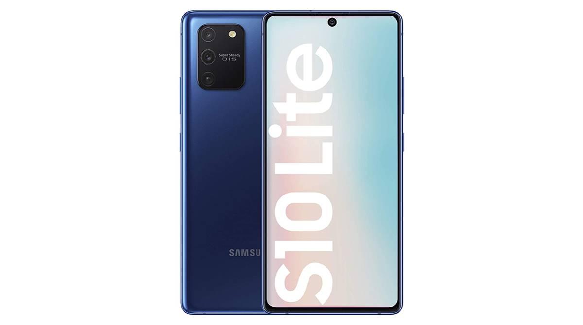 Samsung Galaxy S10 Lite - 399 €