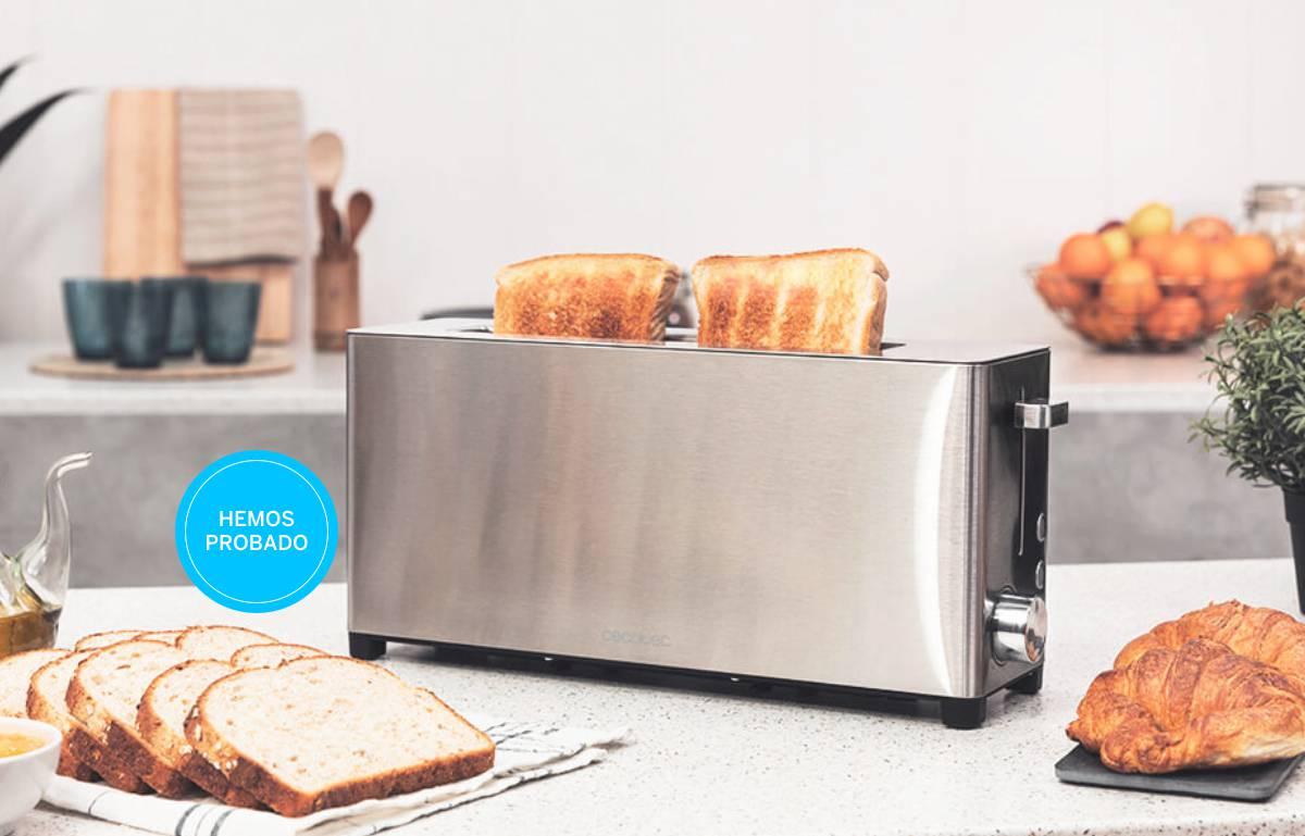 Las mejores tostadoras baratas (y buenas) del mercado