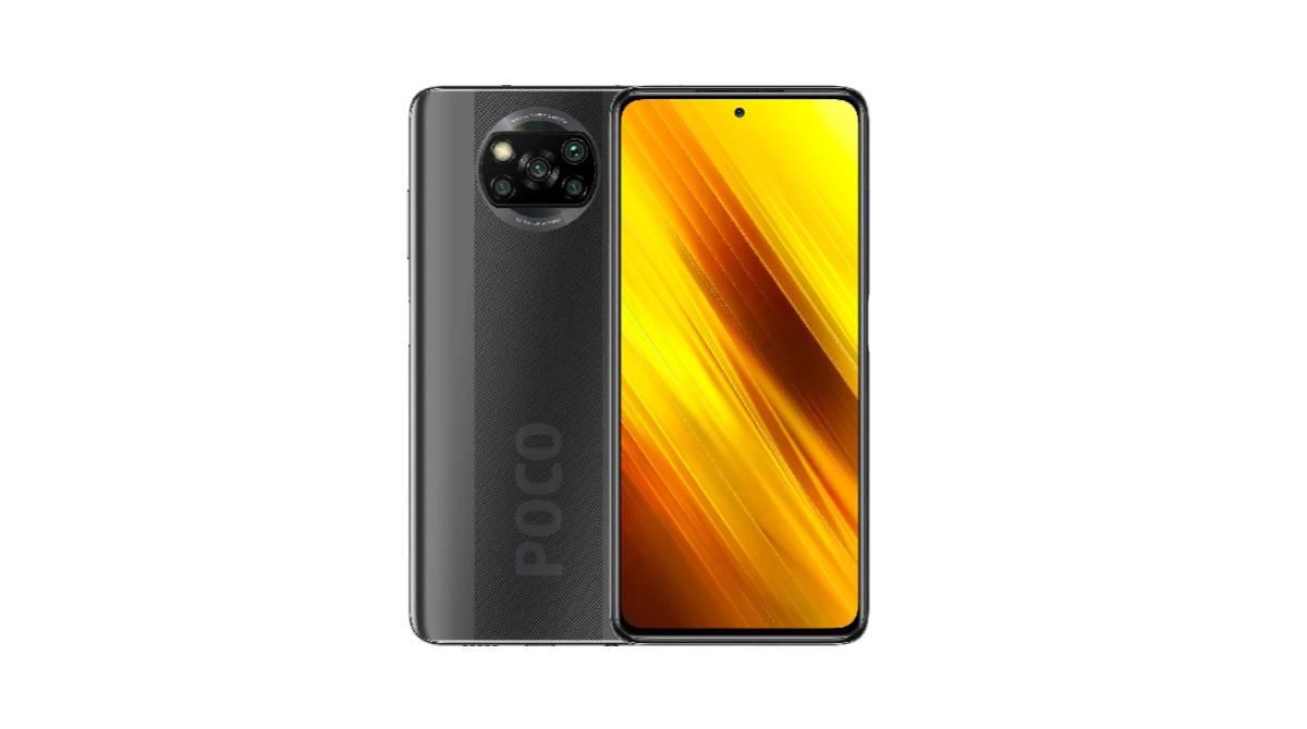 Teléfono móvil POCO X3 por 229€