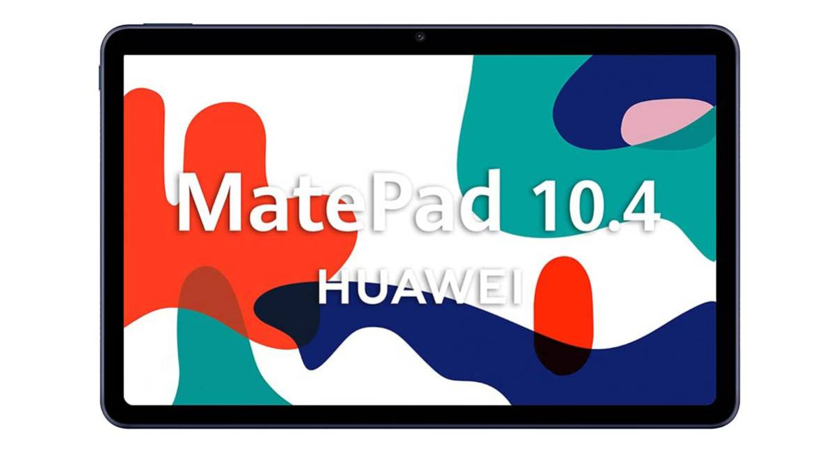 Tablet HUAWEI MatePad 10.4 por 219€