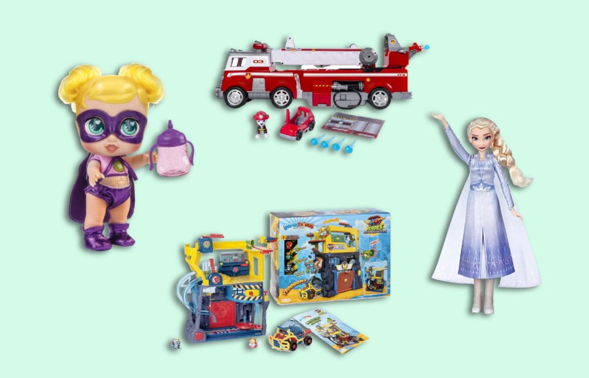 No te quedes sin los juguetes que se pueden agotar esta Navidad