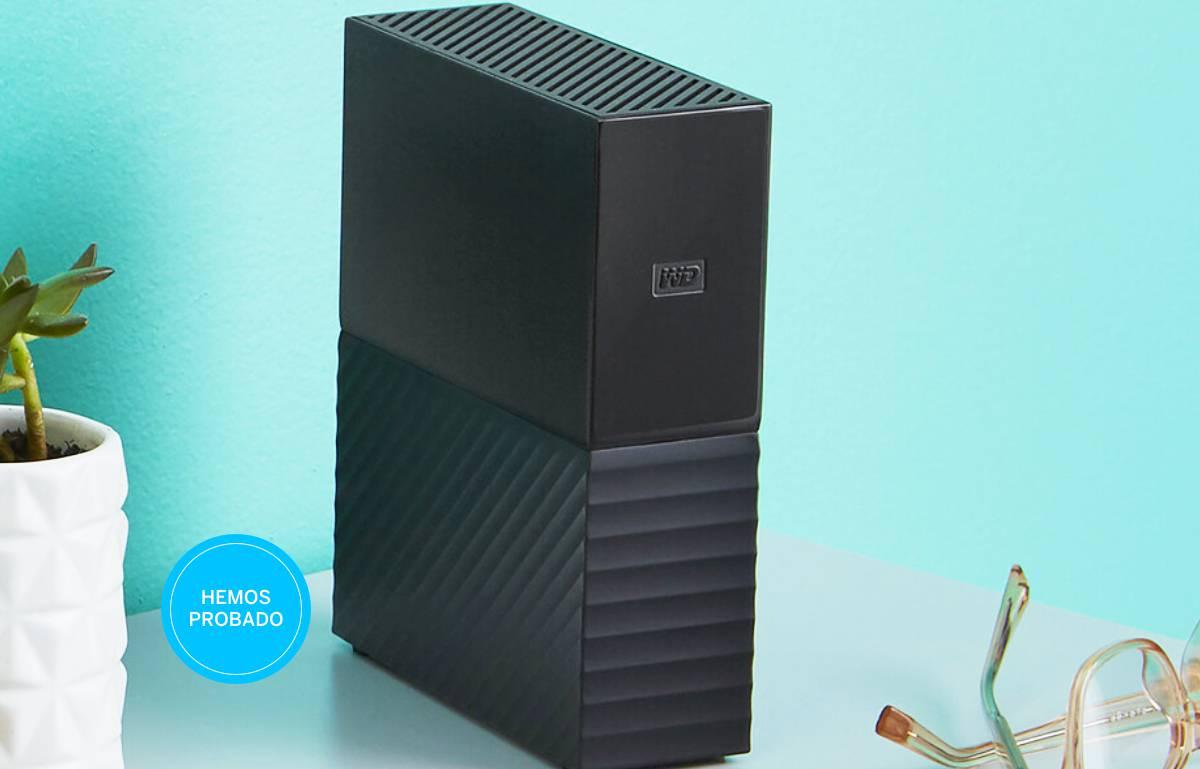 Los mejores discos duros externos de sobremesa de gran capacidad: Western Digital, Seagate y Toshiba