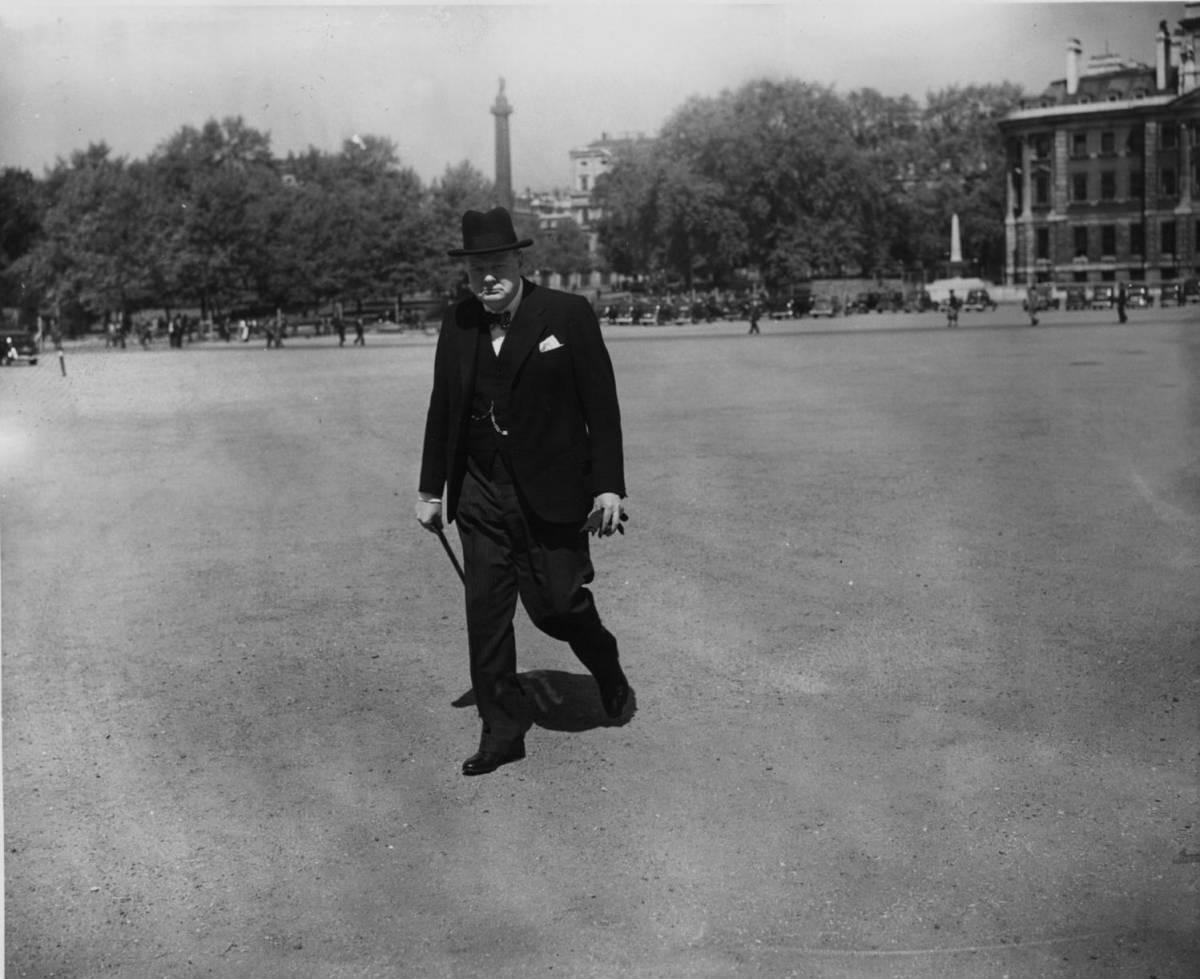 La semana en que Hitler se topó con Churchill