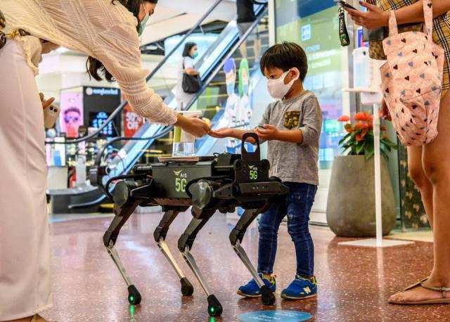 ¿Algún día las máquinas realizarán acciones autónomas?