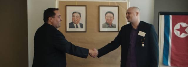 Una década infiltrado en el universo norcoreano sin dejar de filmar
