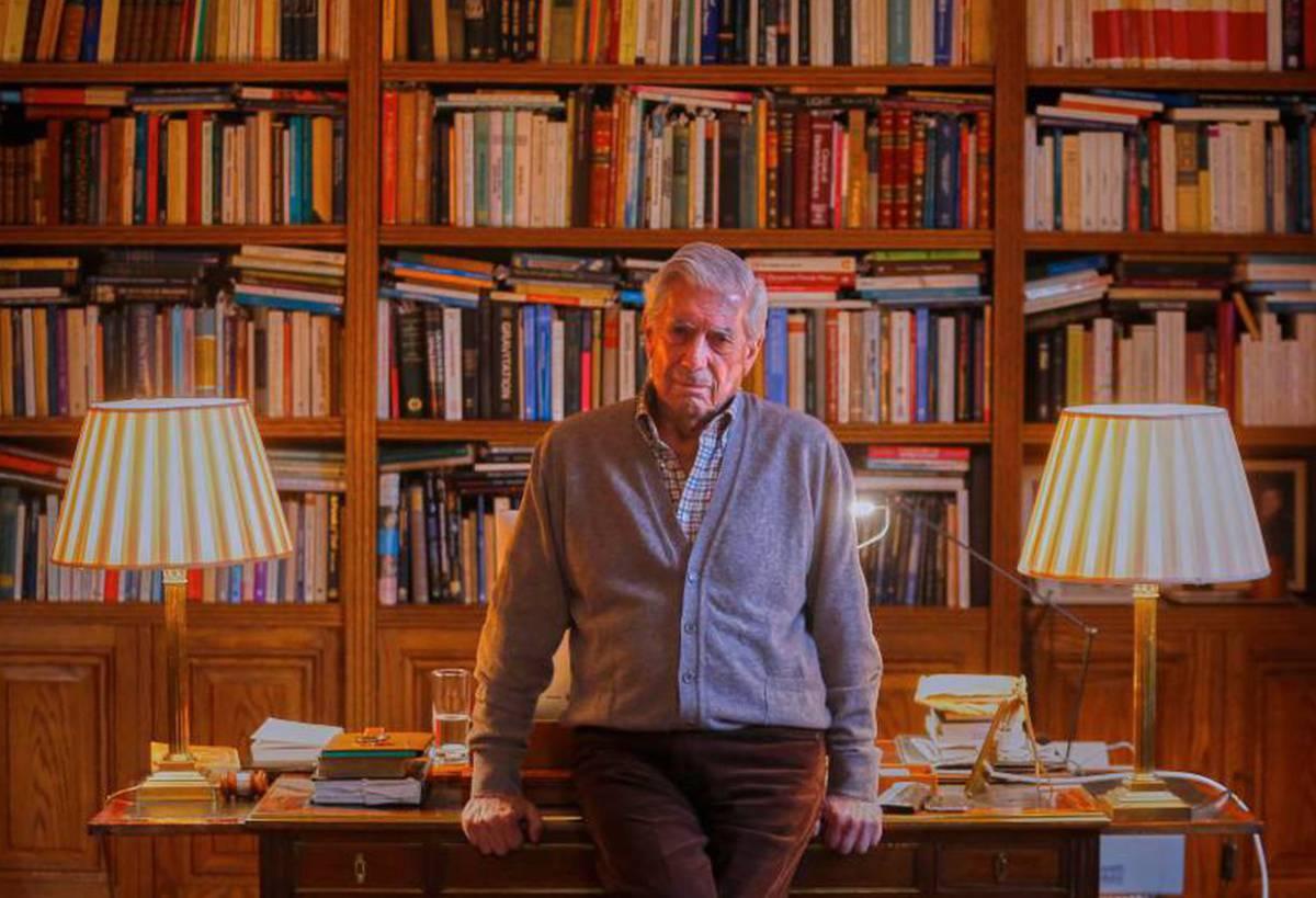 Vargas Llosa o la funesta manía de pensar