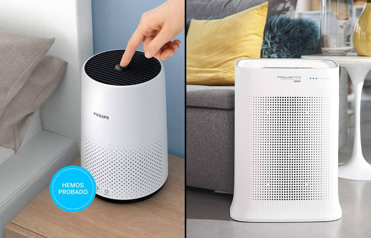 Los mejores purificadores para limpiar el aire del hogar de alérgenos y otros virus