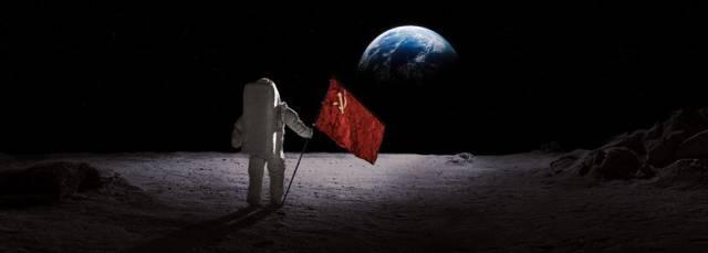 'Para toda la humanidad', cuando la Luna eligió comunismo