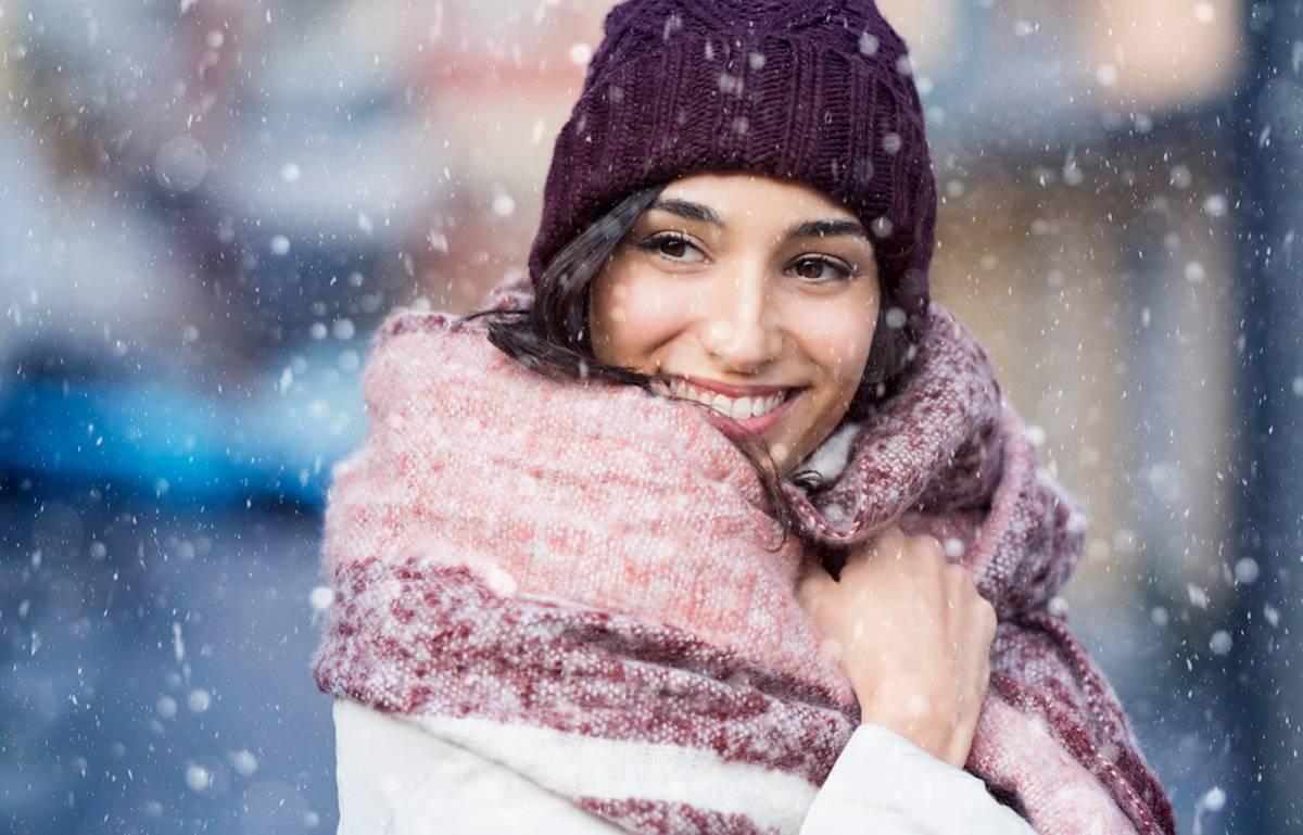 Cinco cosméticos baratos para proteger la piel del frío
