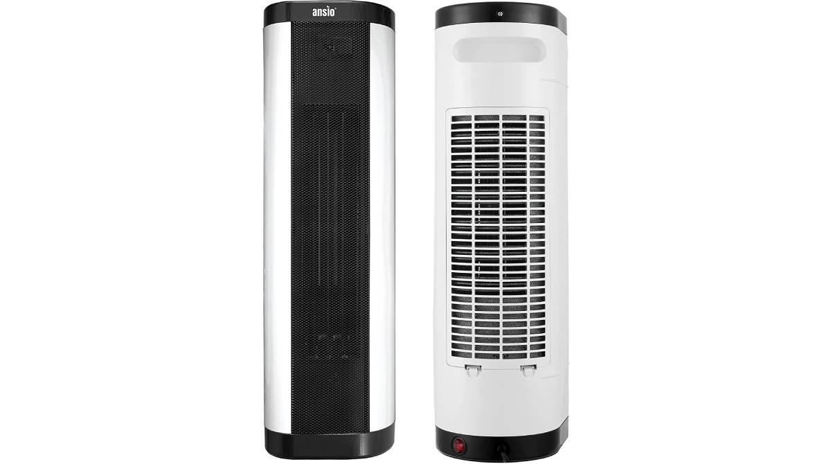 Calefactor eléctrico de torre por 54,97 €