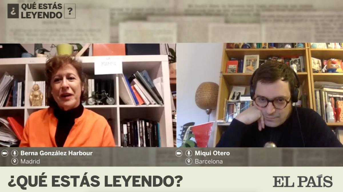 ¿Qué está leyendo Miqui Otero?