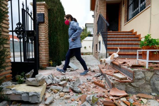 El acercamiento entre África y Europa causa el enjambre de terremotos que sufre Granada