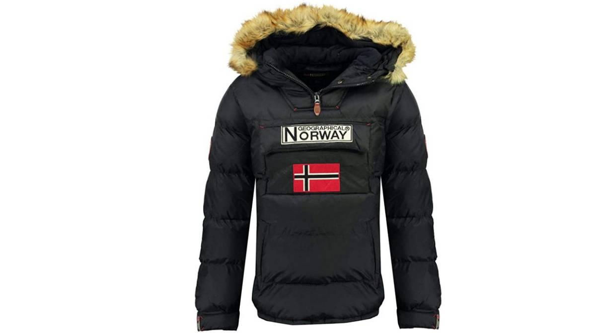 Chaqueta de hombre Norway con capucha por 49,54 €