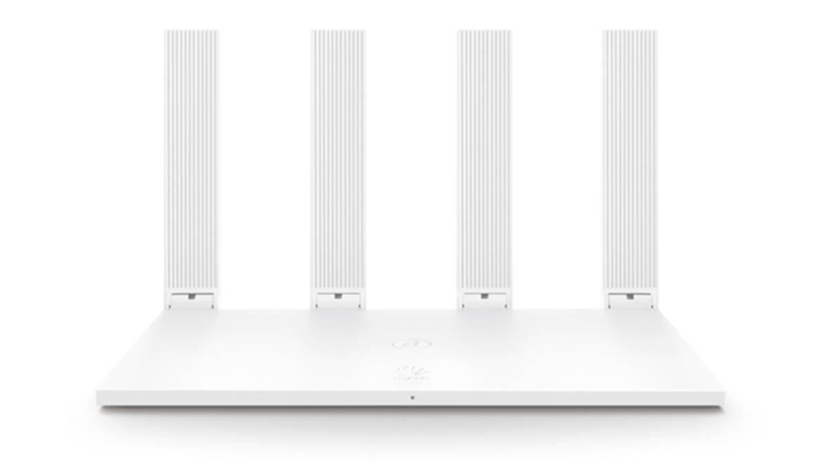 Router inalámbrico Huawei de doble banda por 29,90€