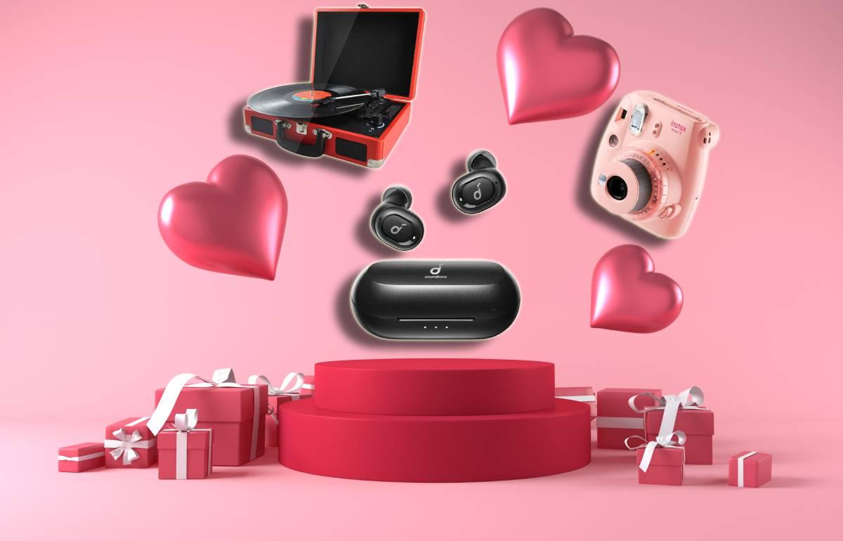 25 regalos de San Valentín para sorprender a tu pareja que se adaptan a cualquier presupuesto
