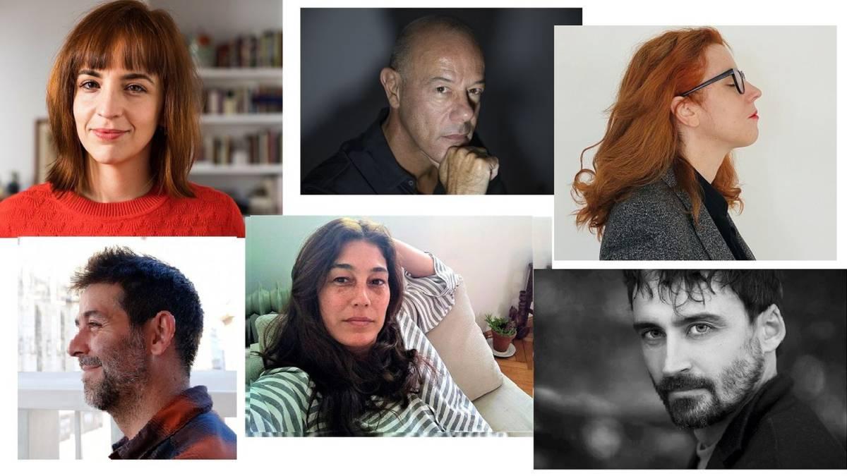 Atención: novelistas que debutan en 2021